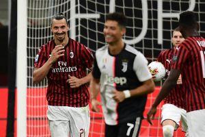 Cristiano Ronaldo quiso intimidar a Zlatan para que fallara el penal contra la Juve, ¿qué se dijeron?