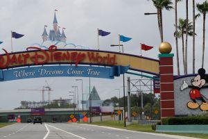 Disney World cambia las reglas sobre el uso de mascarillas una semana después de su reapertura