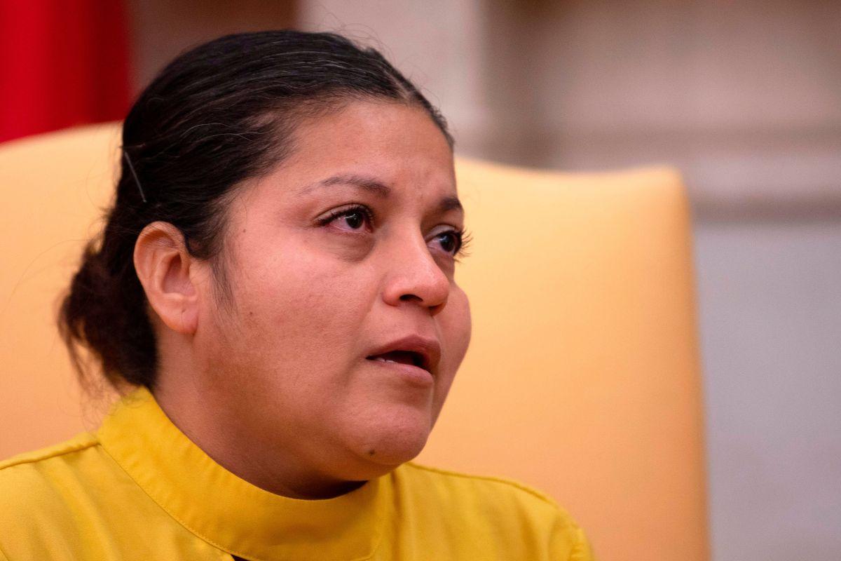 Madre de Vanessa Guillén visita a Gloria Estefan en su mansión de Miami para hablar de acoso en Fort Hood
