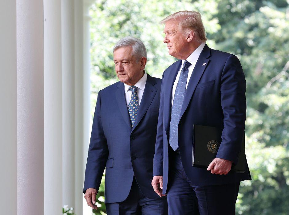López Obrador deja a un lado insultos de Trump a mexicanos e impulsa nueva relación con EE.UU.