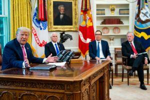 Nuevo paquete de estímulo enfrenta un largo camino en Washington