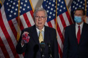 Demandas por responsabilidad del COVID, lo innegociable del estímulo republicano