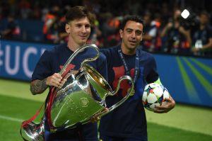 Reportan que Lionel Messi no saldría del Barcelona si Xavi llega al banquillo