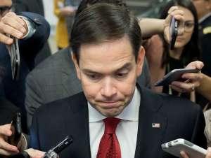Marco Rubio desata críticas por su sarcasmo sobre gabinete de Biden