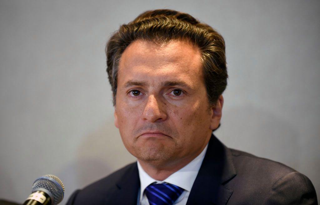 Lozoya fue director de Pemex entre 2012 y 2016 ..