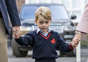 Las adorables fotos del príncipe George en su cumpleaños número siete