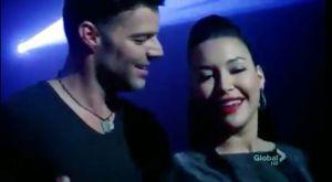 El día que Naya Rivera y Ricky Martin cantaron juntos 'La Isla Bonita'