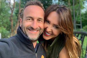 'El Gordo y la Flaca': Novio de Tanya Charry interrumpe el show para pedirle casamiento