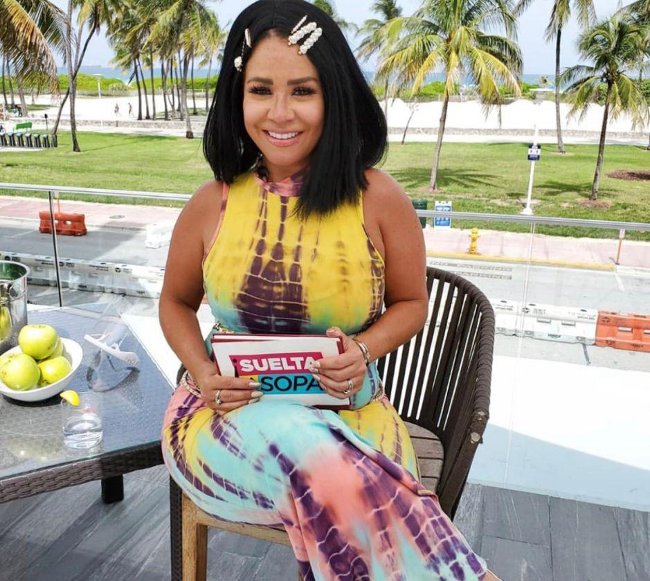 Carolina Sandoval: ¿Queda fuera de 'Suelta la Sopa'?