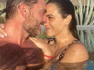 Confirmado: Julián Gil se volvió a enamorar y presenta a su novia