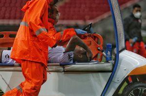 Ya se sabe cuánto tiempo estará fuera Renato Ibarra por lesión
