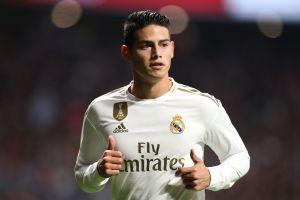"""El Real Madrid, obligado a """"malbaratar"""" a James Rodríguez para no perder dinero"""