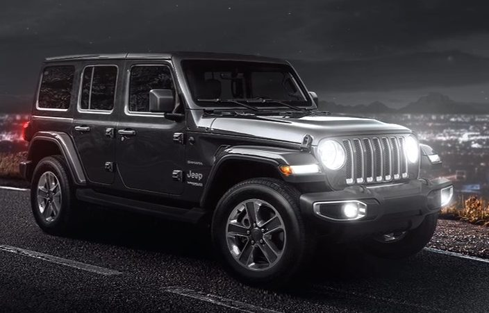 Jeep lanzará un Wrangler bestial con motor V8 para competir con la Ford Bronco