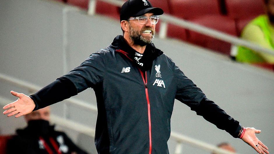El Arsenal vence a Liverpool y le arranca el sueño de temporada de récord