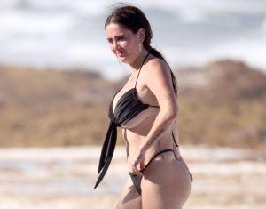 Desnuda o en transparencias: las fotos de Celia Lora desatan la censura de Instagram y Facebook