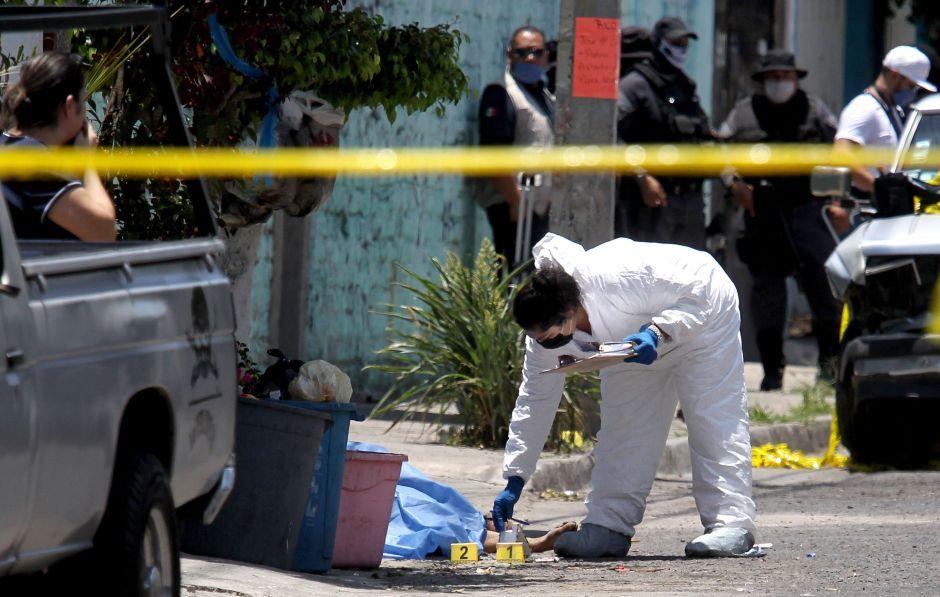 FOTOS: Matan sin clemencia a 2 mujeres a balazos cuando llegaban a su casa