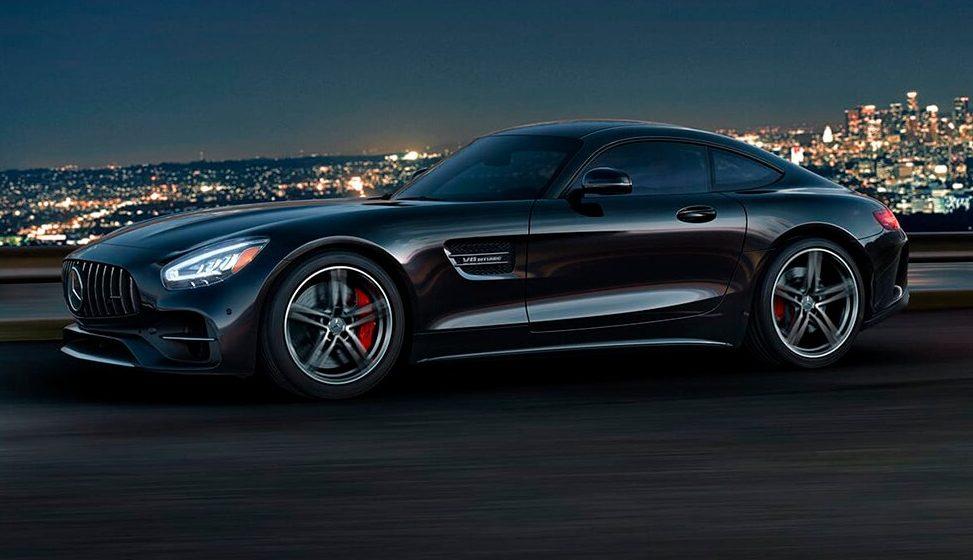 Mercedes AMG da un adelanto en video del nuevo GT Black Series, el deportivo con 720 hp - El Diario NY