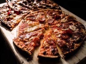 Cuáles son las 10 pizzas de comida rápida menos saludables