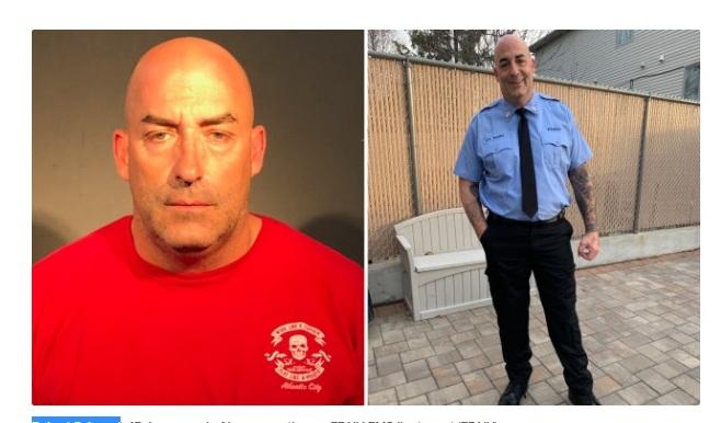 """""""Mi hijo es un gran estafador"""": madre de falso bombero que extorsionaba negocios en Nueva York"""