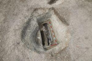 Descubren esqueleto de la Edad de Hierro pero causa conmoción por un macabro detalle