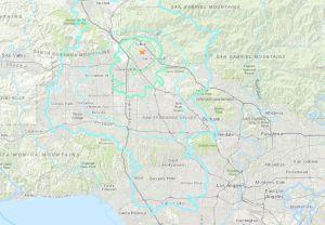 Amanece temblando en Los Ángeles: el sismo fue de 4.2 grados en Pacoima