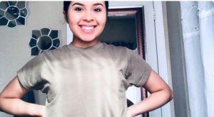 El día que la exsoldado Krysta Martínez, muerta en accidente, reclamó justicia para Vanessa Guillén en el exterior de Fort Hood