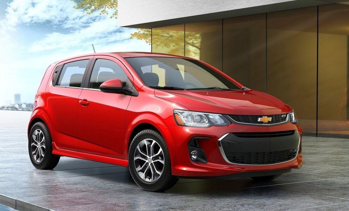 Chevrolet Sonic. / Foto: Cortesía Chevrolet.
