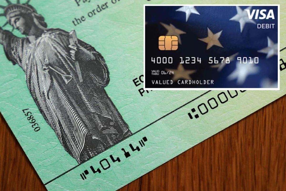 La alerta de IRS para 26 estados sobre cheques de estímulo