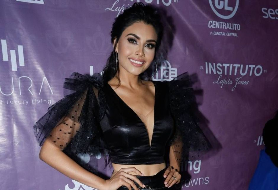 Ex Miss México, Kristal Silva, da positivo a COVID-19