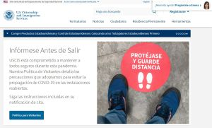 USCIS presume mejor atención en español en trámites migratorios al renovar su web