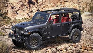 ¡Cuidado Ford Bronco! Jeep ya presentó al nuevo Wrangler Rubicon 392, un todoterreno super vitaminado