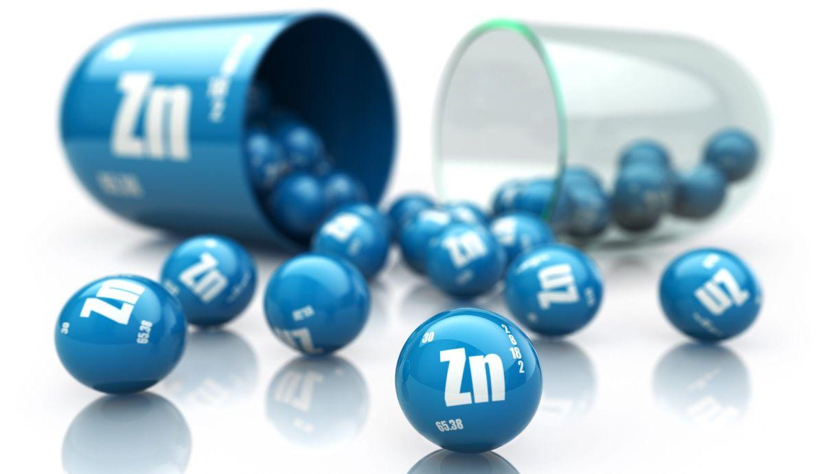 Los beneficios del zinc.