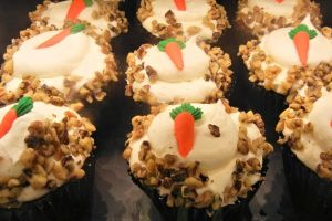 Dulce antojo: Cómo hacer saludables muffins de zanahoria y avena