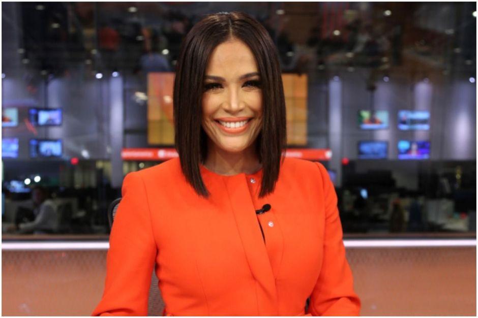 Conoce la mansión de Miami de Karla Martínez, presentadora de 'Despierta América'