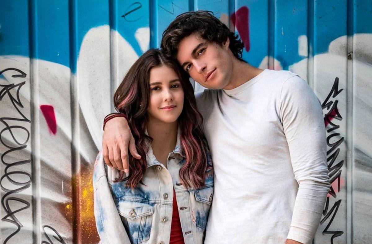 Paulina Goto and Danilo Carrera star in
