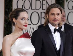 Angelina Jolie pide que cambien el juez que lleva su divorcio con Brad Pitt
