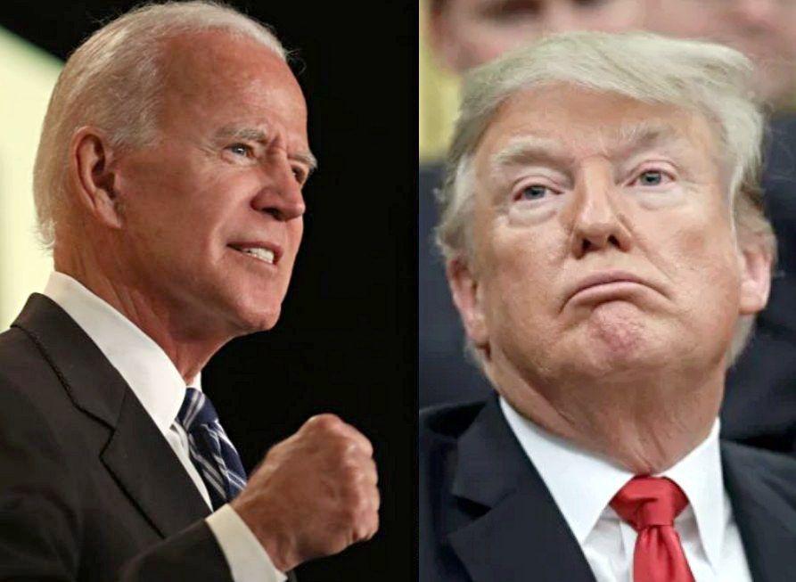 El falso video que asesor de Trump lanzó sobre Joe Biden durmiendo durante entrevista