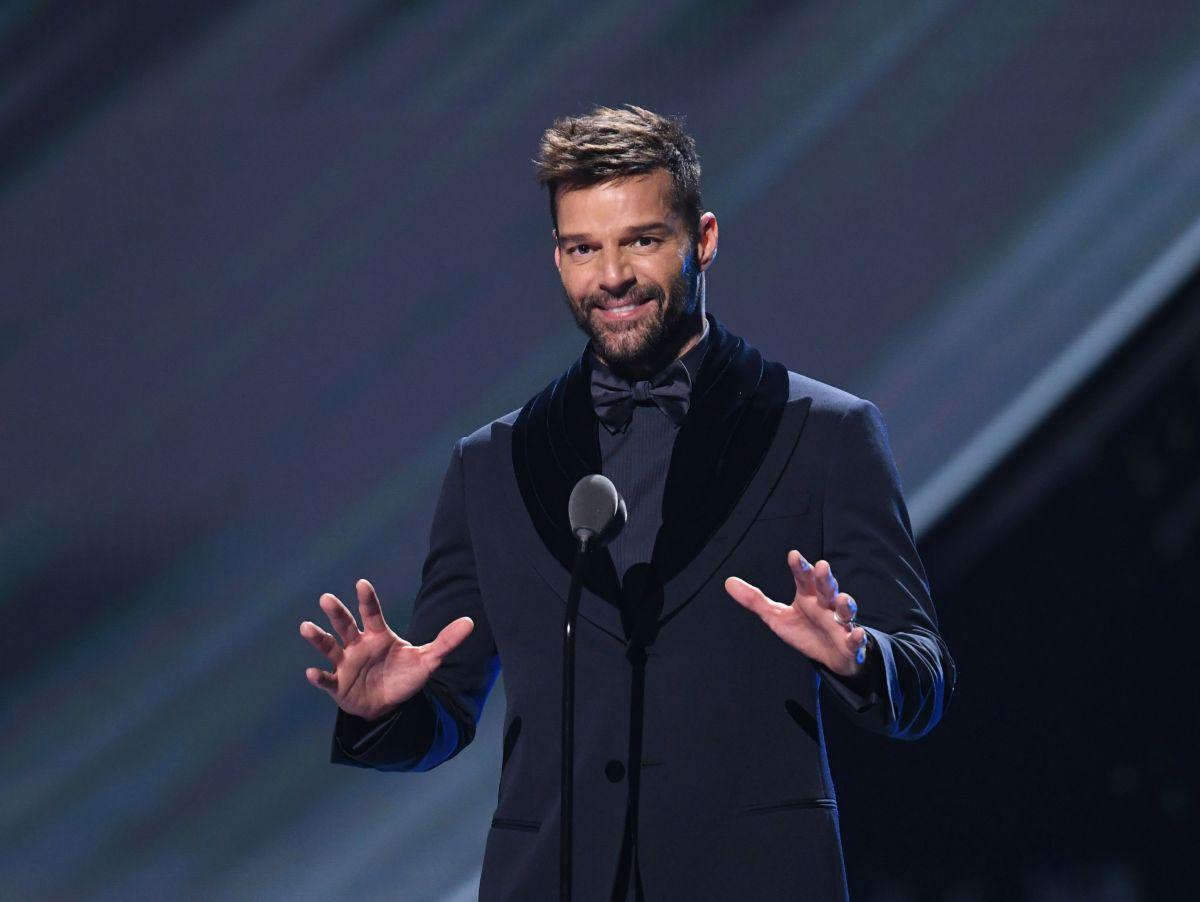 Ricky Martin revoluciona el internet con una foto inédita al lado de Matteo, su hijo mayor