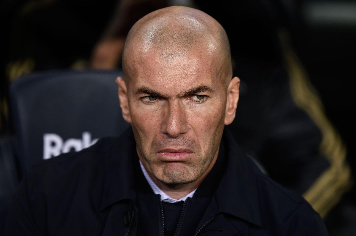 Renovarse o perder el puesto: Zinedine Zidane buscará revolucionar al Real Madrid en su peor momento como entrenador