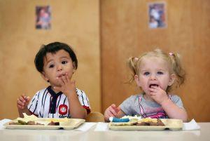 5 estrategias útiles para que los niños coman mejor