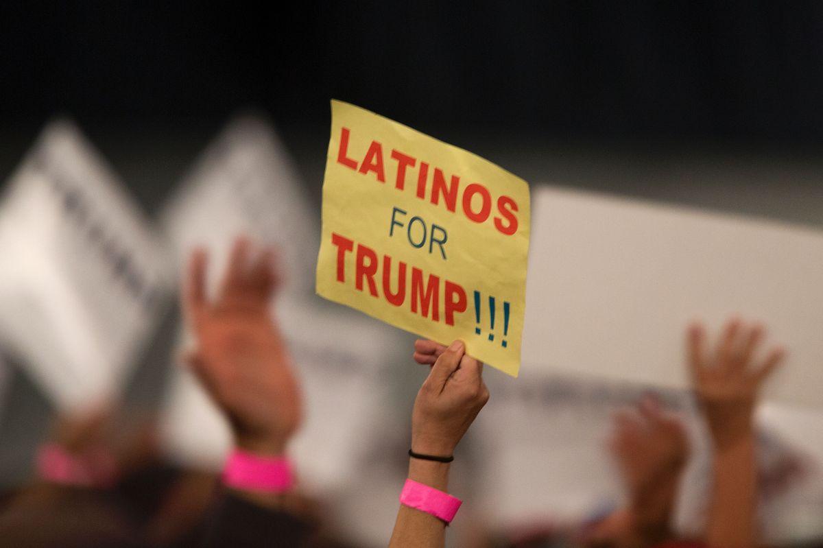 ¿Por qué un 30% de los votantes latinos apoyan a Trump, a pesar de su retórica antiinmigrante?