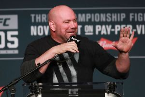 Los increíbles autos deportivos de Dana White, presidente de UFC