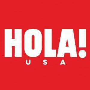 Correción a nota sobre Hola! USA