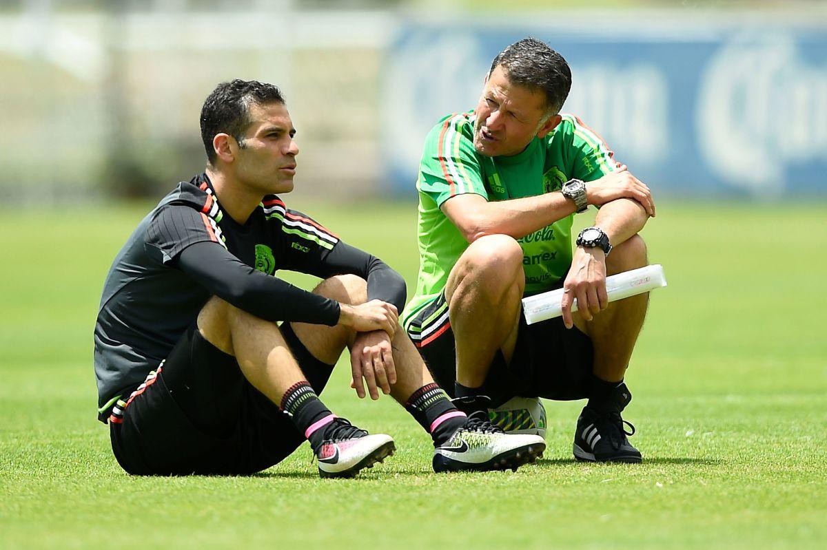 Dos años después: Rafa Marquez habló sobre Osorio y la triste participación del Tri en el Mundial de Rusia