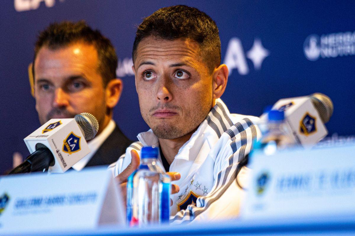 Chicharito no jugó en el derbi de 'El Tráfico' de la MLS; otro delantero anotó cuatro goles