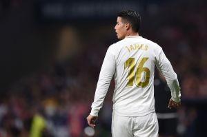 El peor negocio: la millonada que le costó al Real Madrid tener a James Rodríguez en la banca