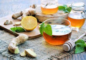 Fortalece el sistema inmunológico a otro nivel con poderoso té de hierbas medicinales y jengibre