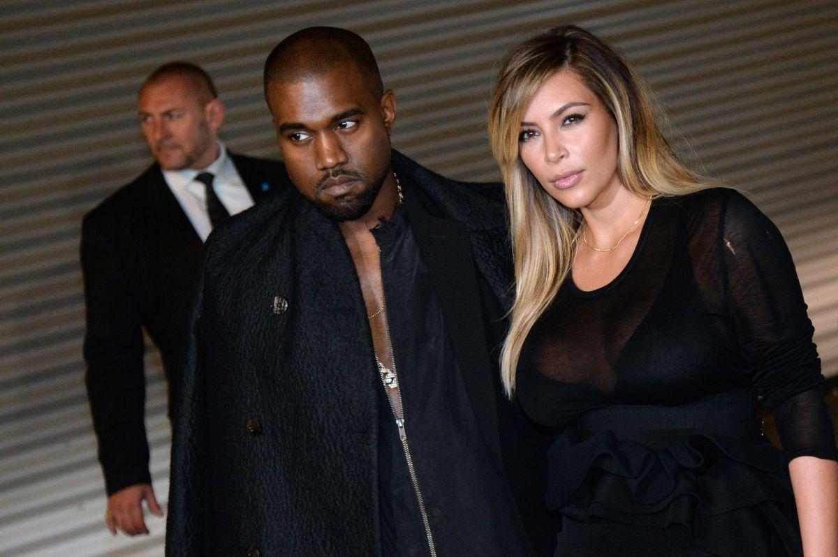 Kim Kardashian y Kanye West se reúnen después de un largo tiempo sin verse
