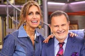 """Lili Estefan balconea a Raúl de Molina: """"Estás obsesionado con Melania Trump"""""""