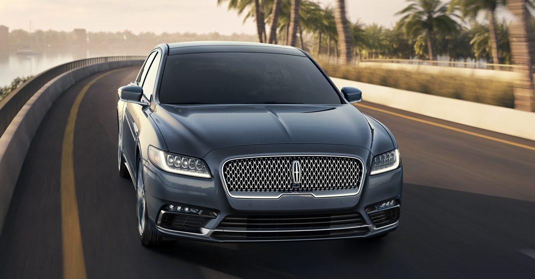 Lincoln Continental 2020.  Crédito: Cortesía Lincoln.